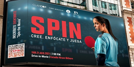 SPIN THE MOVIE - EAST tickets