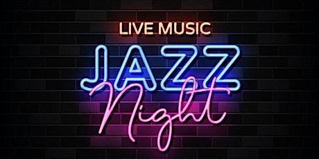 Wine-Down Jazz Night! tickets