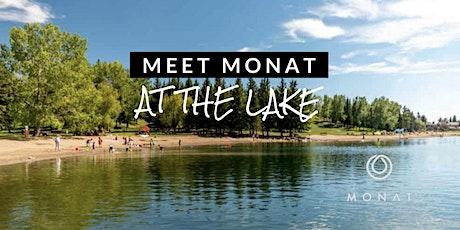 Meet Monat at the Lake! tickets