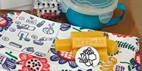 DIY Beeswax Wraps Workshop tickets
