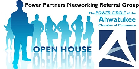 Ahwatukee Chamber Power Partners Business Networking OPEN HOUSE tickets