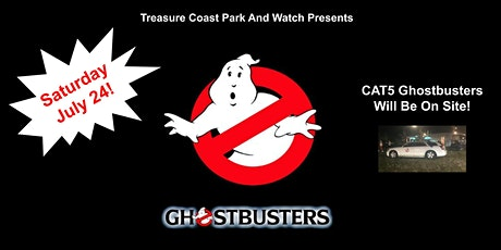 Saturday Drive In Movie Nights   Ghostbusters tickets