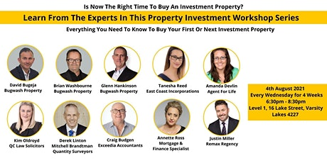 Is Now The Right Time To Buy An Investment Property? Join our WORKSHOP SERI tickets