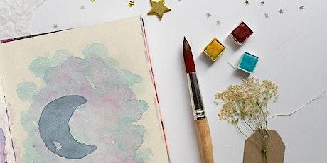 Watercolor Painting for Beginners tickets