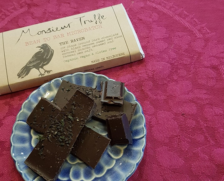 Chocolate Tasting Session: featuring all things Salty! image