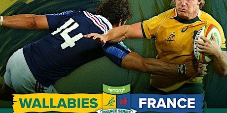 ONLINE-StrEams@!.France v Australia LIVE ON 2021 tickets