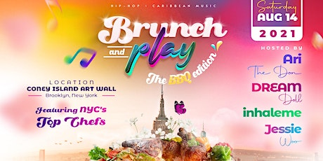 Brunch & Play: The BBQ Edition with Ari The Don   Jessie Woo & More tickets