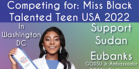 Ms. Division & Talented Teen Competition RSVP tickets