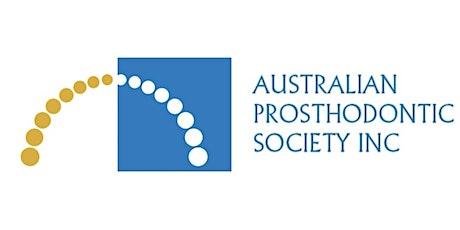 Australian Prosthodontic Society NSW 2021 Full Day Event tickets