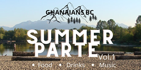 Ghanaians BC Summer Party Vol 1 tickets