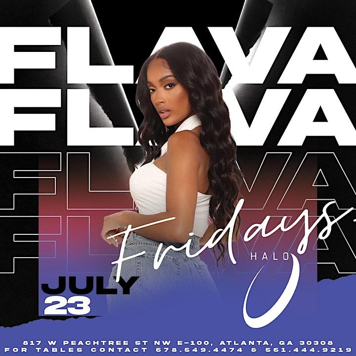 FLAVA international Fridays image