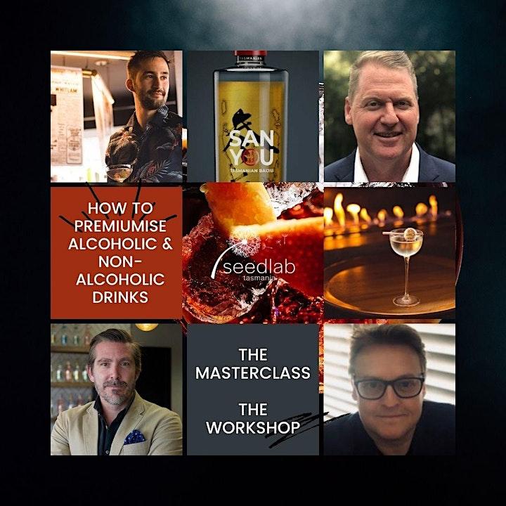 Premiumising Alcoholic & Non-Alcoholic Beverages - The Masterclass image