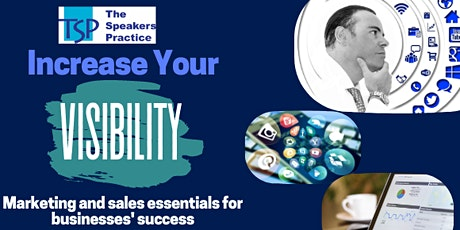 Increase Your Visibility- Identify Your Ideal Client and Your Target Market tickets