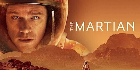 The Martian biglietti
