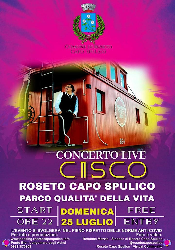 Immagine Concerto Live CISCO