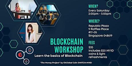 Blockchain 101 Workshop tickets