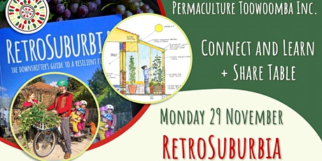 Introduction to RetroSuburbia - November Connect and Learn tickets