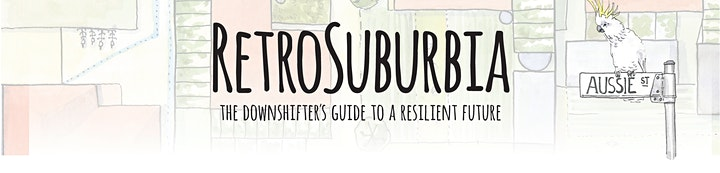 Introduction to RetroSuburbia - November Connect and Learn image