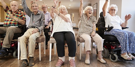 Let's Get Moving: Thursdays (Stanwell, ages 50+) tickets