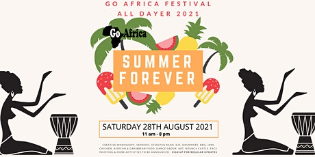 Go Africa Cultural Community Festival of Events 2021 tickets
