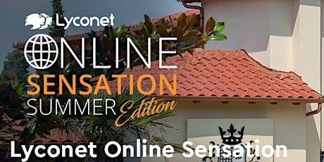 Online Sensation biglietti