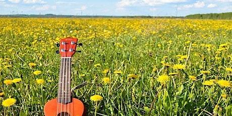 Online Ukulele Community - free ukulele sessions! tickets
