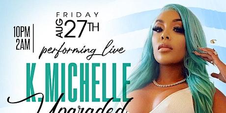 K. Michelle Performing Live at Gavanna Night Club tickets