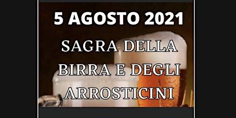 Sagra Della Birra e Degli Arrosticini biglietti