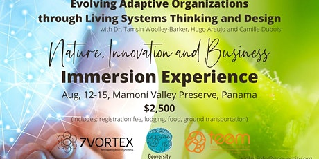 Evolving Adaptive Organizations through Living Systems Thinking & Design entradas
