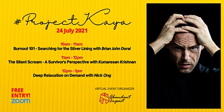 #ProjectKaya Mini Conference Week 14 tickets