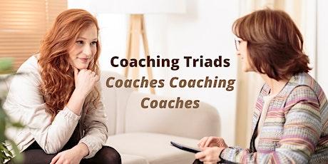Coaching Triads (Coaches Coaching Coaches) tickets