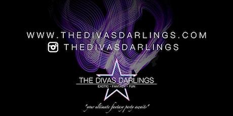 The Divas Darlings tickets