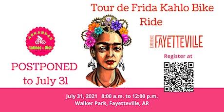 Frida Kahlo Tour tickets