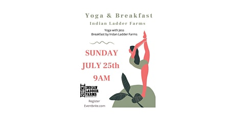 Yoga Flow & Breakfast at Indian Ladder Farms tickets