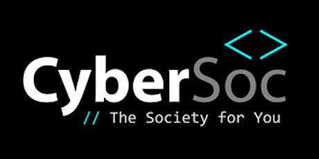 CyberSoc Members General Meeting tickets