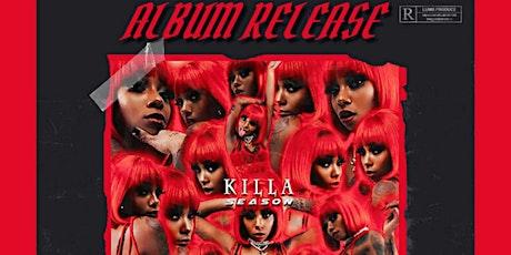 Killa Season Album release party in Brooklyn Thursdays  Crisis Bar NYC tickets