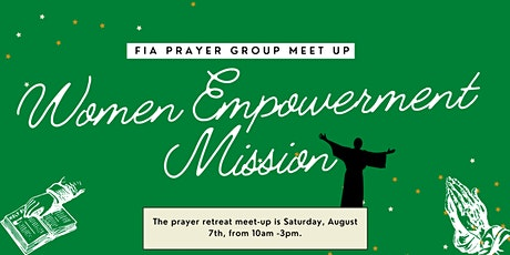 FIA Prayer Group Meet Up tickets