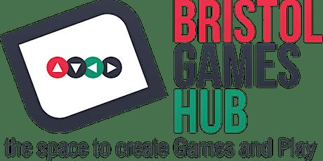 Bristol Games Hub - Castle Park Antisocial tickets