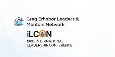 International Leadership Conference (ILCON) 2021 tickets