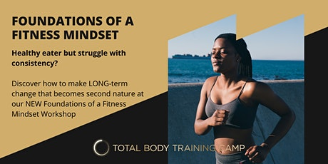 Foundations of a Fitness Mindset tickets