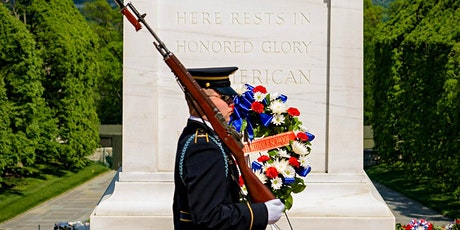 Arlington National Cemetery with Buz tickets