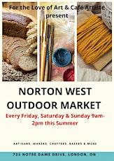 Norton West Outdoor Market tickets