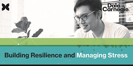 Building Resilience and Managing Stress: Supporting your Workforce tickets