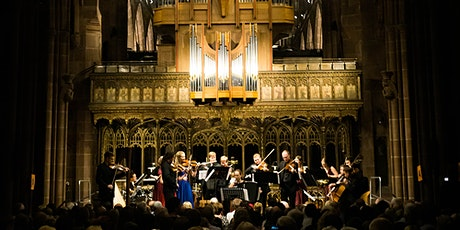 Vivaldi's Four Seasons by Candlelight - Sat 23 Oct, Manchester Cathedral tickets