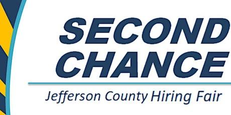 Second Chance Jefferson County Hiring Fair (Employers) tickets