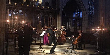 London Concertante Concert in Newcastle - Viennese Christmas by Candlelight tickets