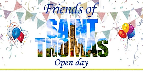 Friends of Saint Thomas Open Day tickets