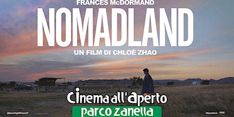 Nomadland - Cinema all'Aperto 2021 PARCO ZANELLA biglietti