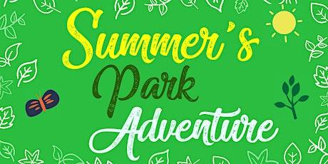 Summer's Park Adventure tickets