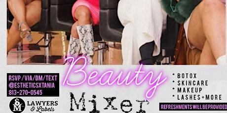 Beauty Mixer Pop Up Event tickets